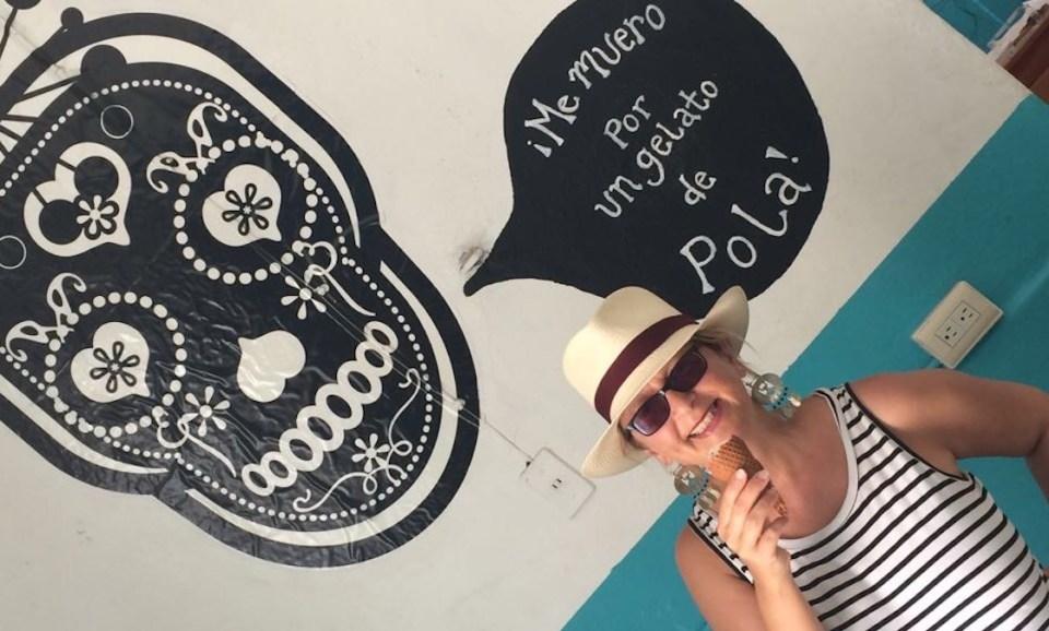 Mexiko Merida Pola Eis Elke Zapf   aufmerksam reisen