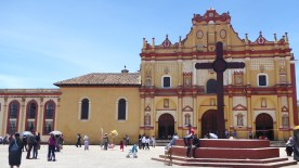Mexiko-SanCristobal-Kathedrale