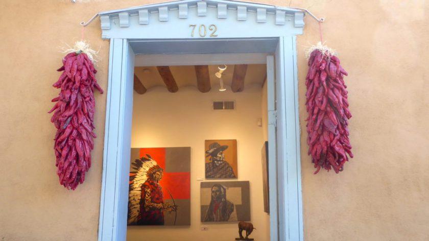 Casita in Santa Fe | Wunschaktion bei der Weltreise von Elke Zapf und Wolfgang Eckart