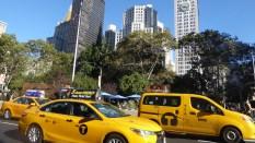 USA-NewYork-Taxis