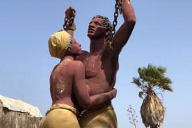 WeltreiseLogbuch-Senegal-Sklavendenkmal