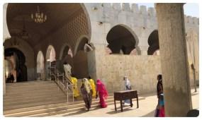 WeltreiseLogbuch-Senegal-Moschee-Touba