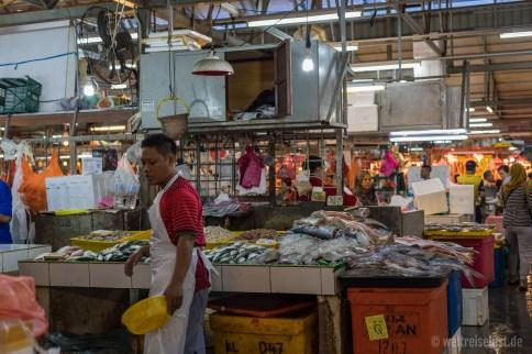 Hier erlebt man das malayische Leben hautnah