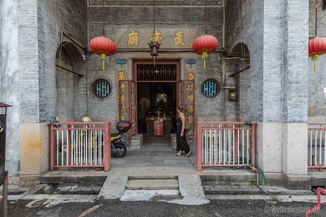 Taoistischer Tempel