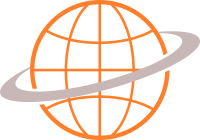 Logo Weltreise Kugel