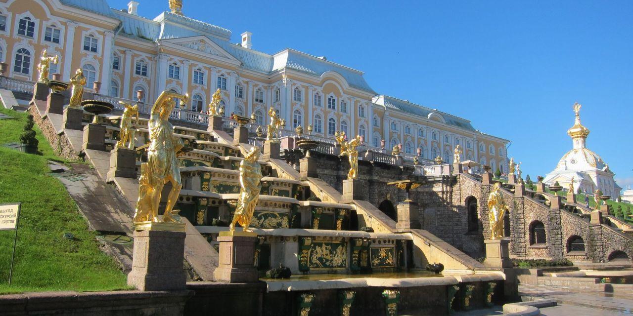 St. Petersburg – Reisebericht Weltreise 08.2016