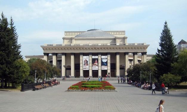 Novosibirsk – Reisebericht Weltreise 2016