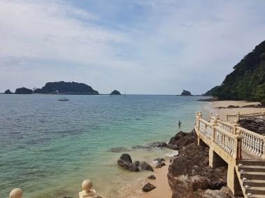 weltreise nocker malaysia Insel Kapas_24