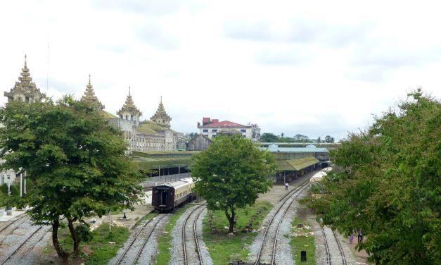 Video aus Myanmar – Mit dem Zug von Rangoon nach Bagan