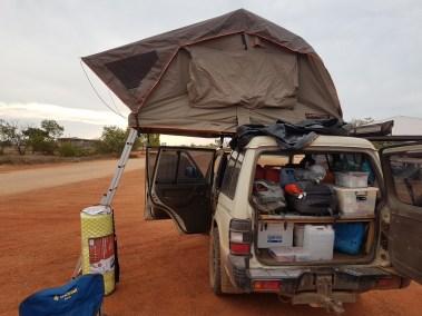 weltreise nocker australien - 80 mile beach