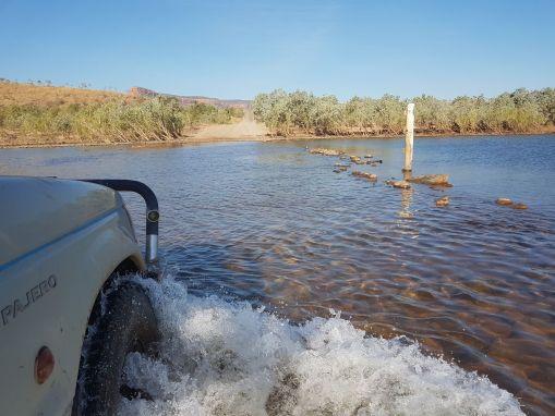 Australien – GIBB River Road