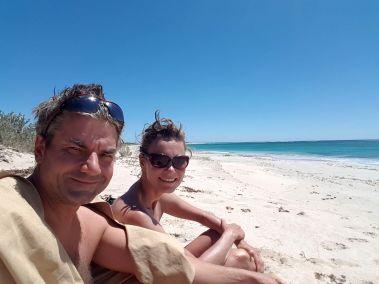 weltreise nocker australien - Gnaraloo Bay - Carnarvon_106