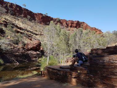 weltreise nocker australien - Karrijini National Park_158