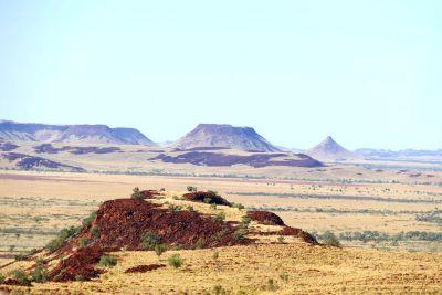weltreise nocker australien - Millstream National Park_233