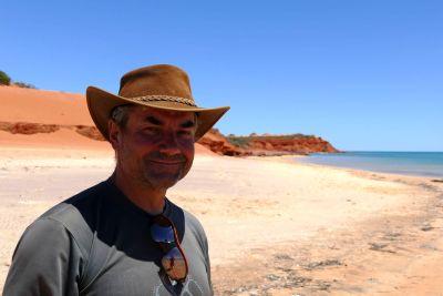 weltreise nocker australien - shark bay_285