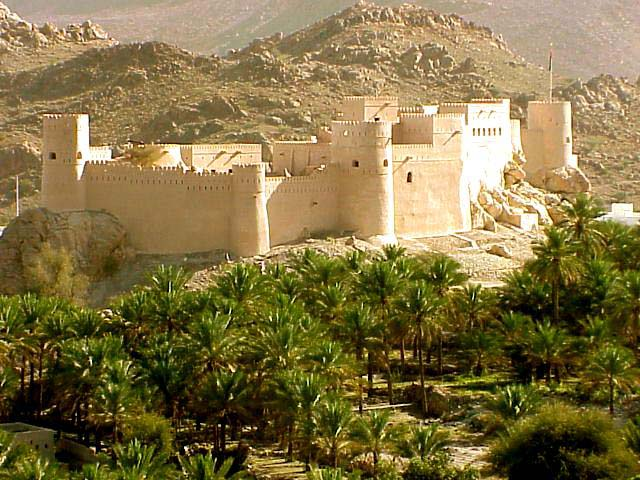 Pictures from Oman, April 1999