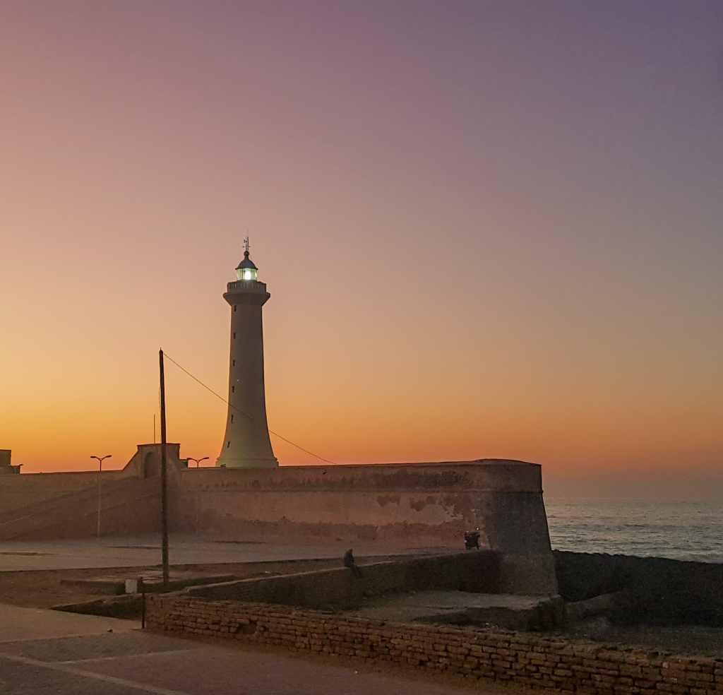 Leuchtturm von Rabat