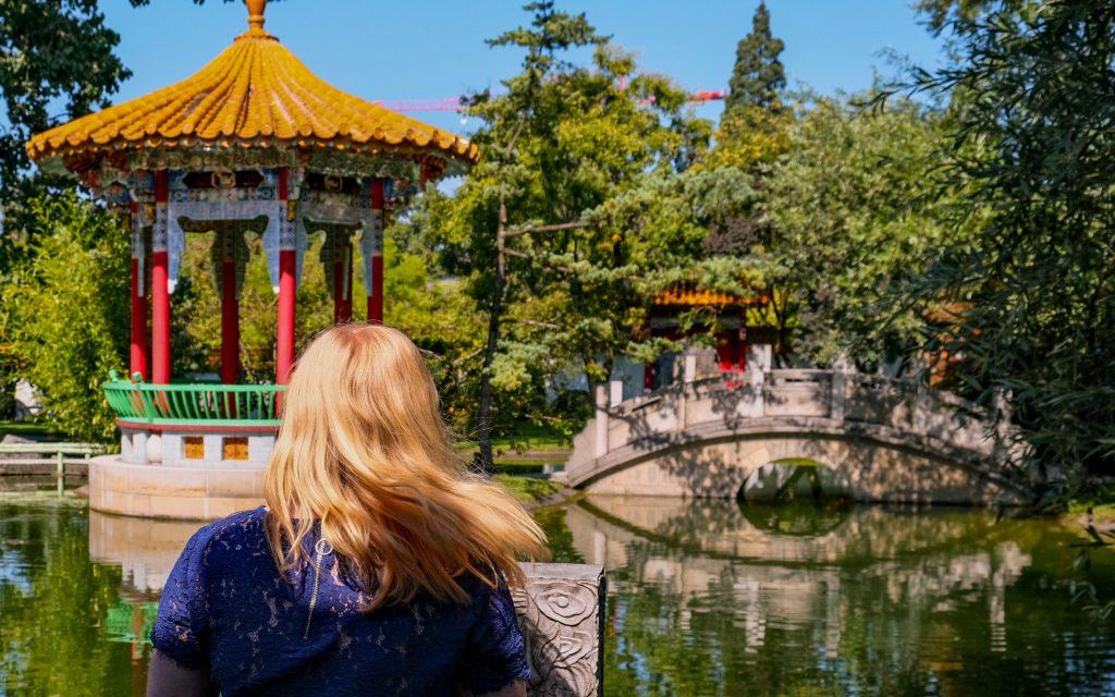 Chinesischer Garten Zürich