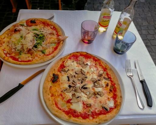Leckere Pizza Zürich