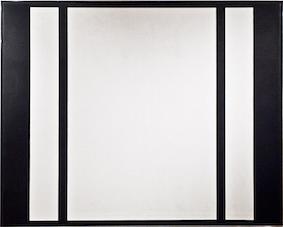 John McLaughlin, 1965, óleo sobre tela, 121,9 x 152,4 cm.