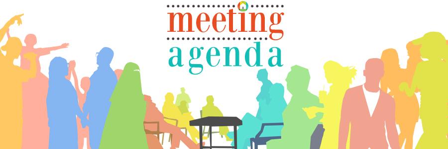 Meeting Agenda – Sep. 9, 2020