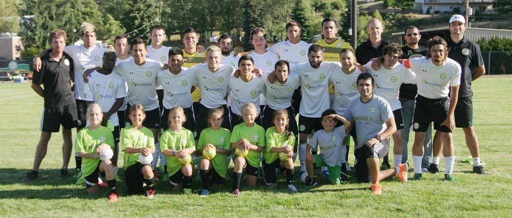 Wenatchee FC, 2015.