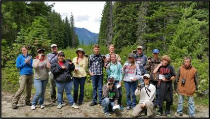 wenatchee naturalists teachers