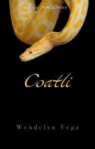 coatli, short story, cover