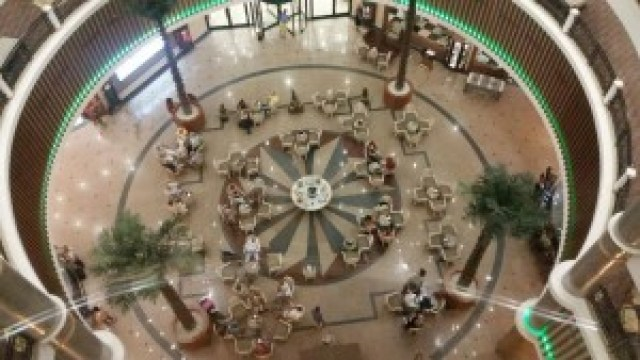Lobby Hotel Delphin de Luxe