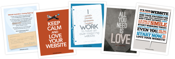 Love Your Website Manifesto