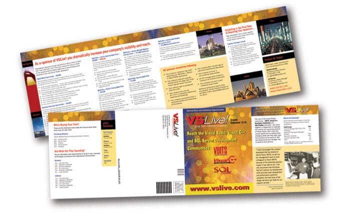 VS Live! Brochure Interiors