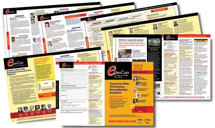 E DevCon Conference Catalog Interiors
