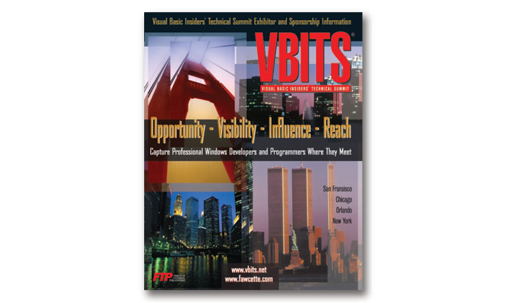 VBITS Conference Brochure Cover