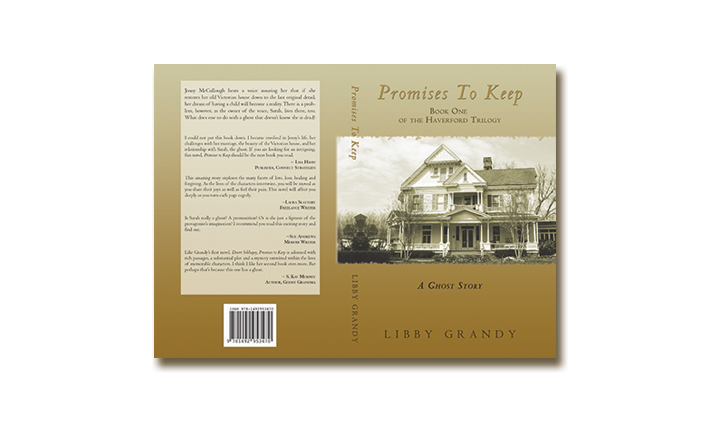 Fiction Book Cover – Promises to Keep
