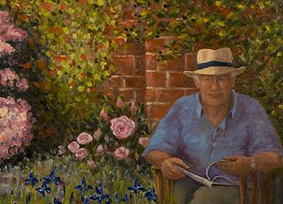 Portrait Paintings Bury St Edmunds