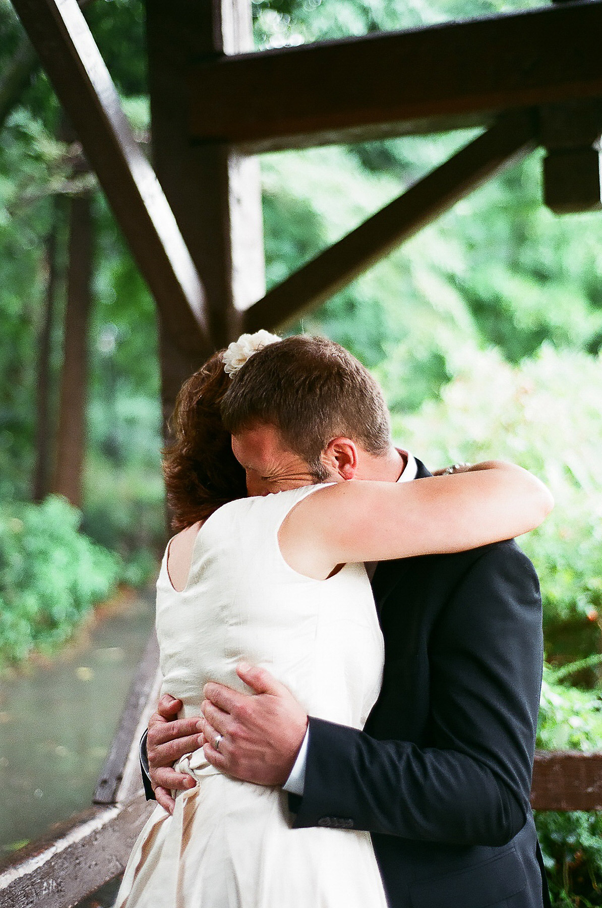 wedding elopement photos in Central park by wendy g photography