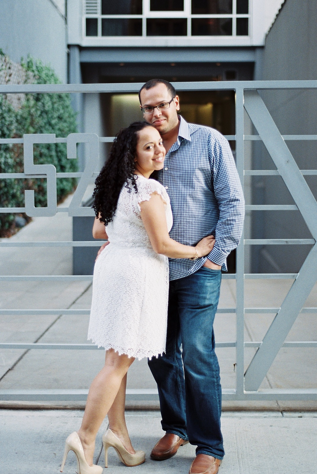 manhattan noho engagement couple by wendy g photography