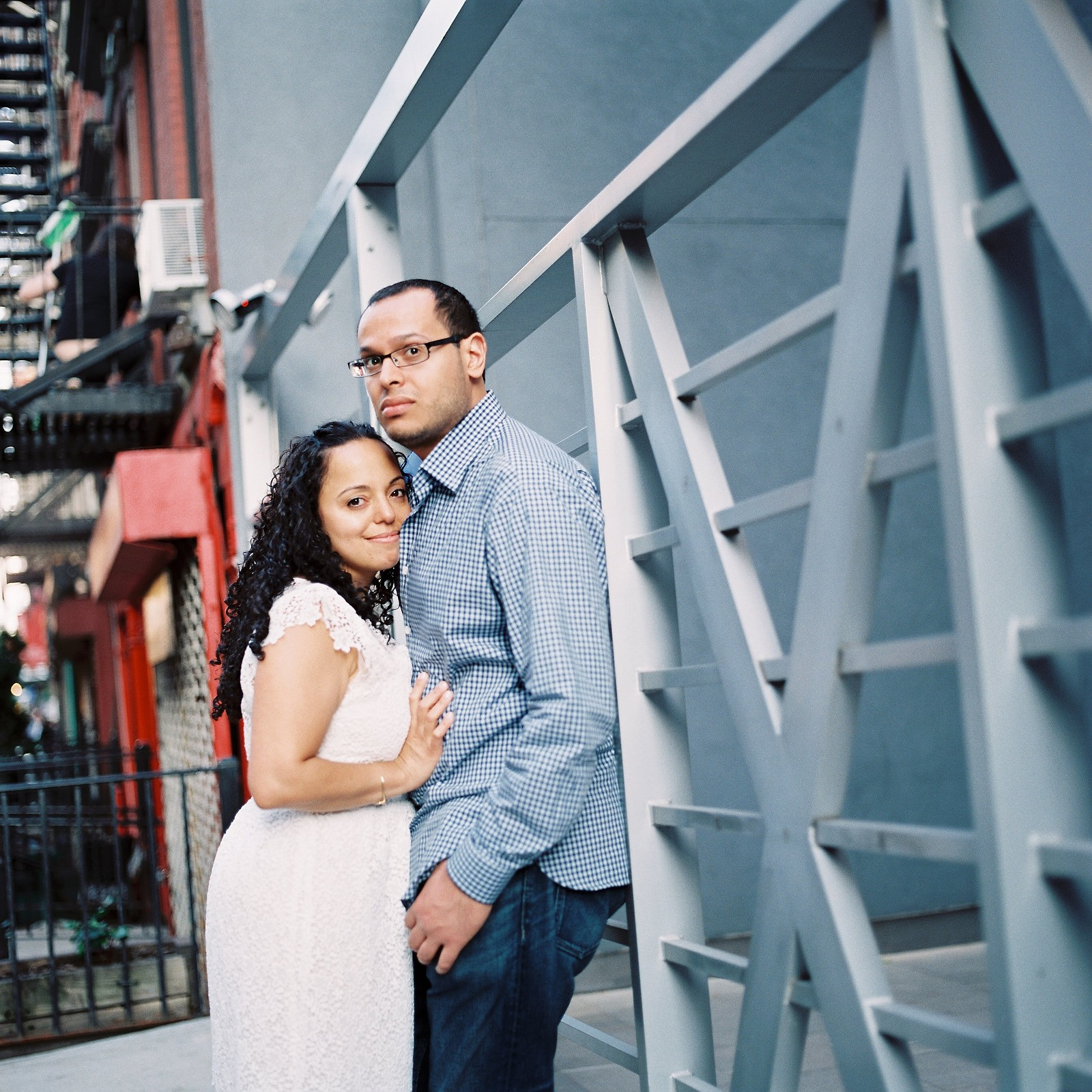 manhattan noho engagements by wendy g photography