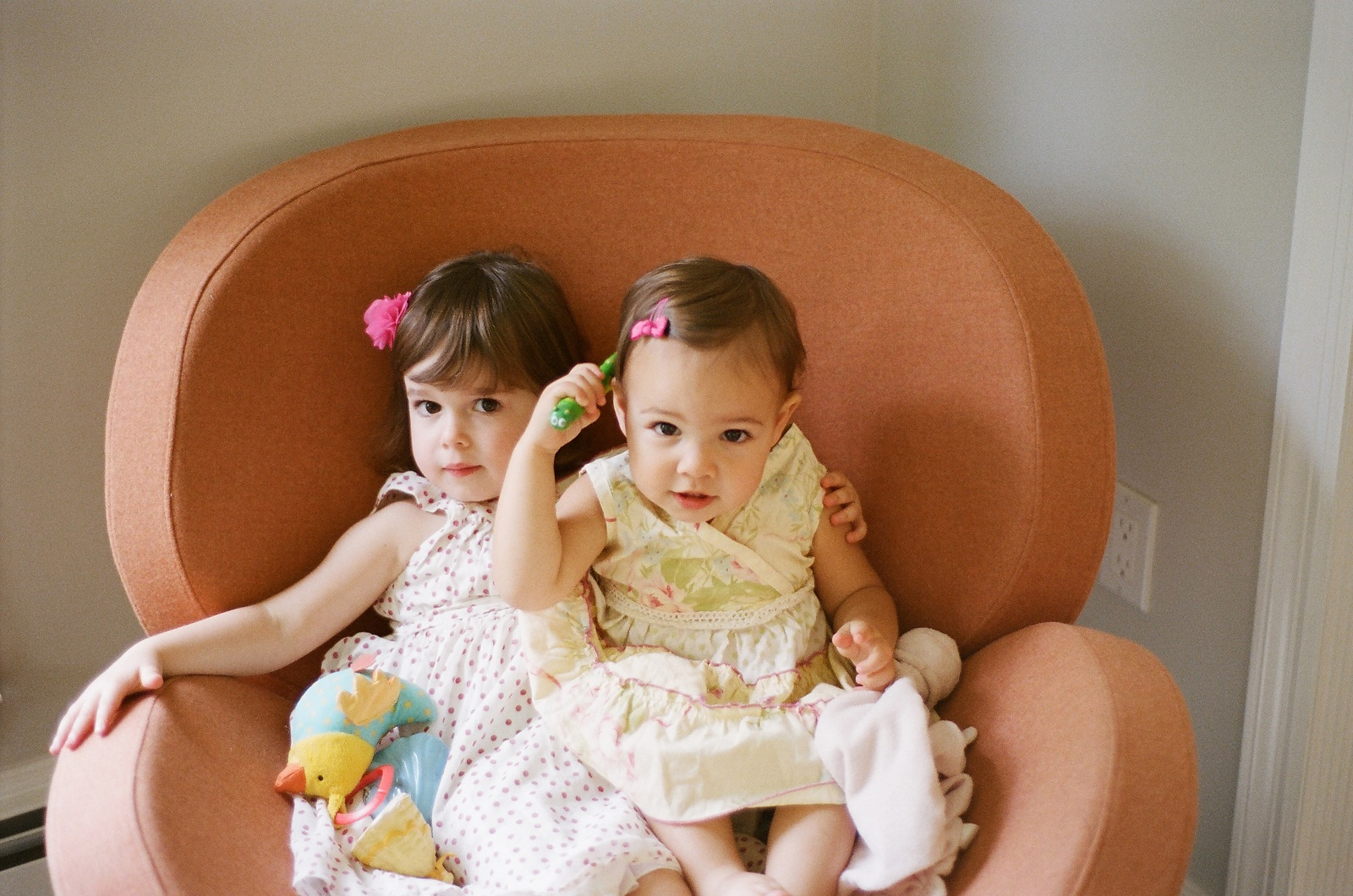 New York photographing children at home by wendy g photography