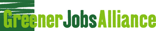 <b>Website and Climate Change Awareness course<br>for the Greener Jobs Alliance<b>