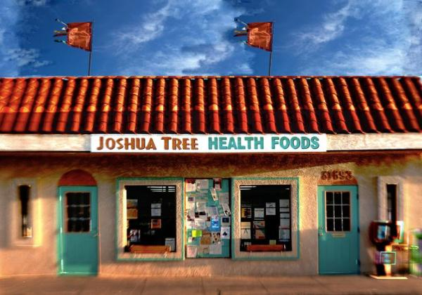 Joshua Tree Health Food Store
