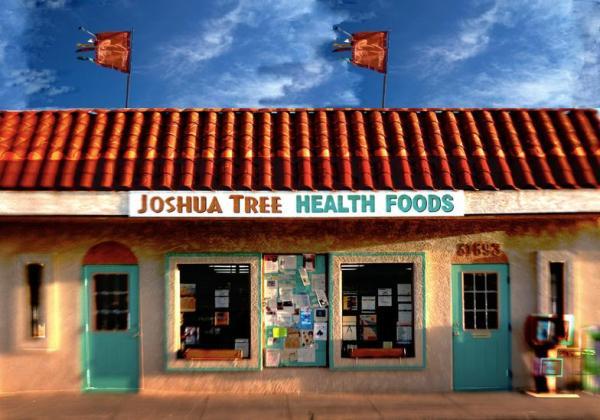 Joshua Tree Health Food Store