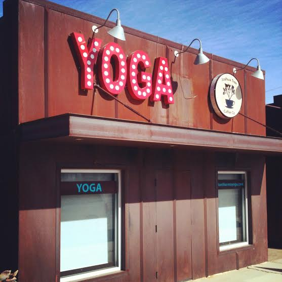 Instant Karma Yoga Joshua Tree