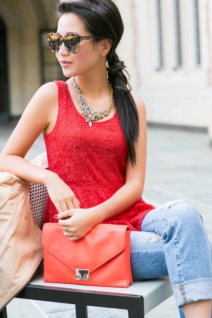 Weekend Wear lace peplum-7