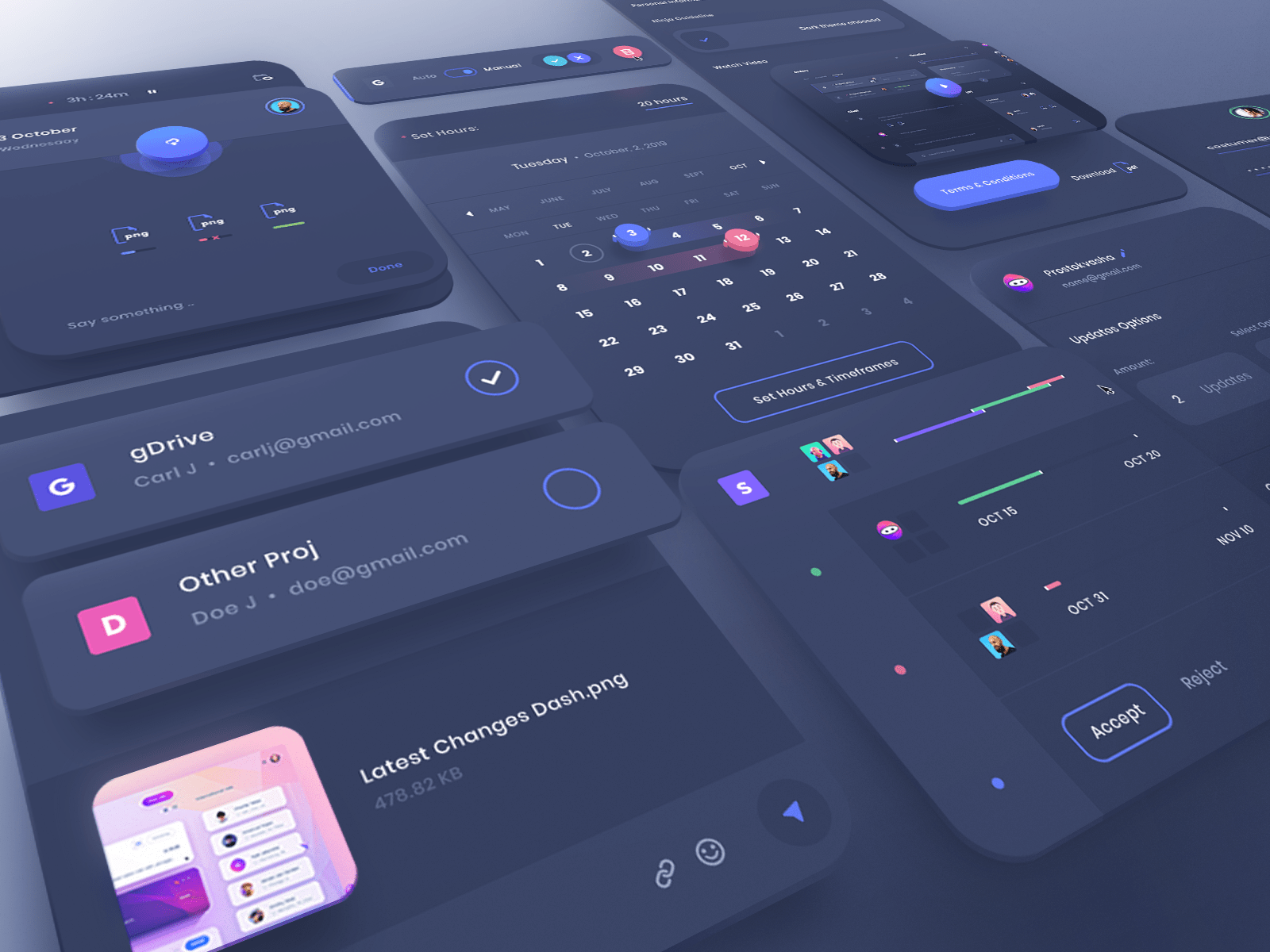 Weekly UX/UI Design Inspiration X1 _