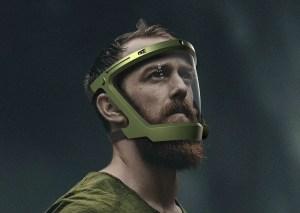 4 Futuristic Face Masks
