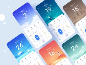 Senaste UI Design Trender