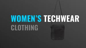 Women's Techwear Clothing – Inspiration & Clothing