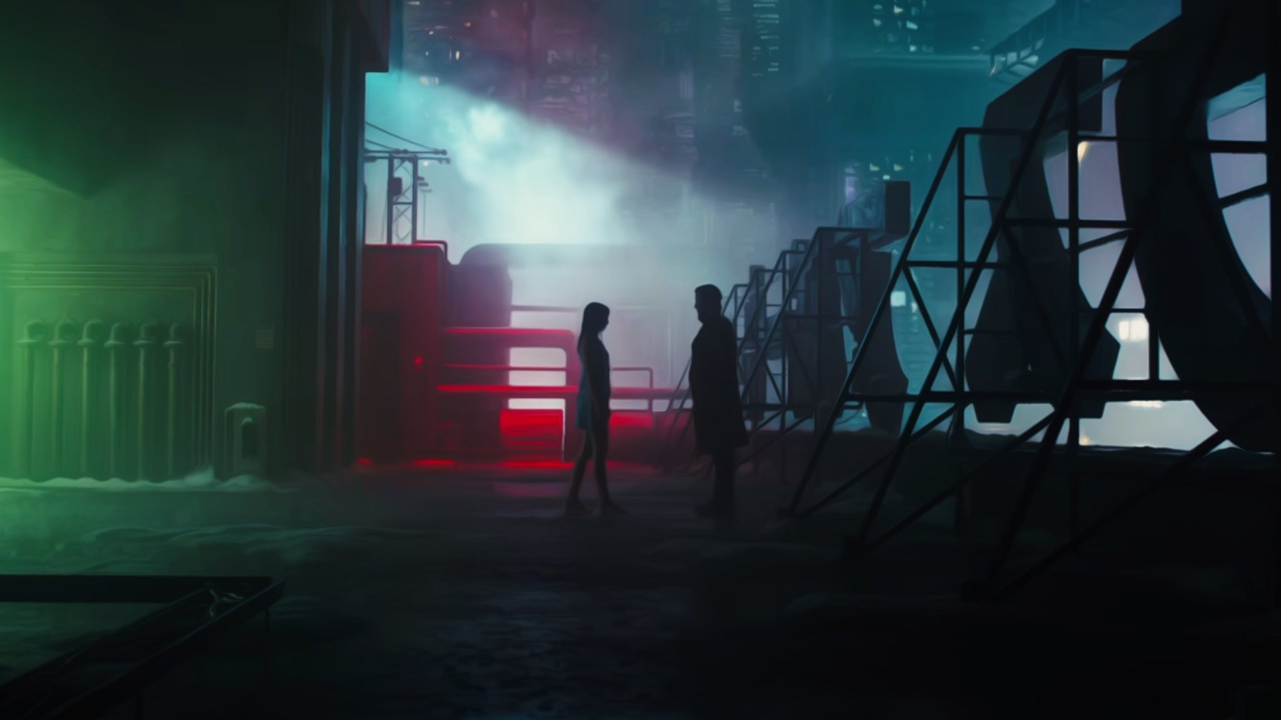 Read more about the article Neon-Noir Aesthetic: What It is?