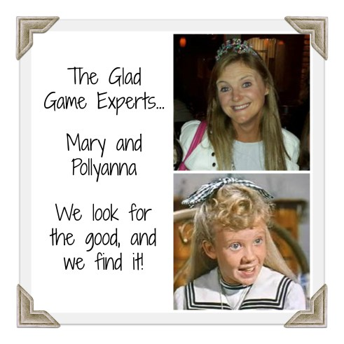 Pollyanna The Glad Game